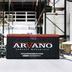 Arvano Concave Packaging Design