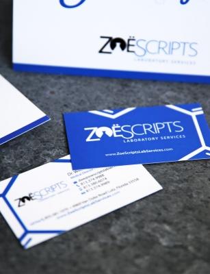 ZoeScripts Laboratory Services
