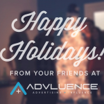 Happy Holidays from Advluence!