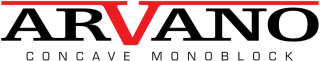 Arvano Concave Logo