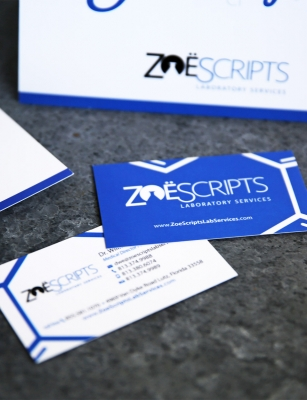 ZoeScripts Laboratory Services